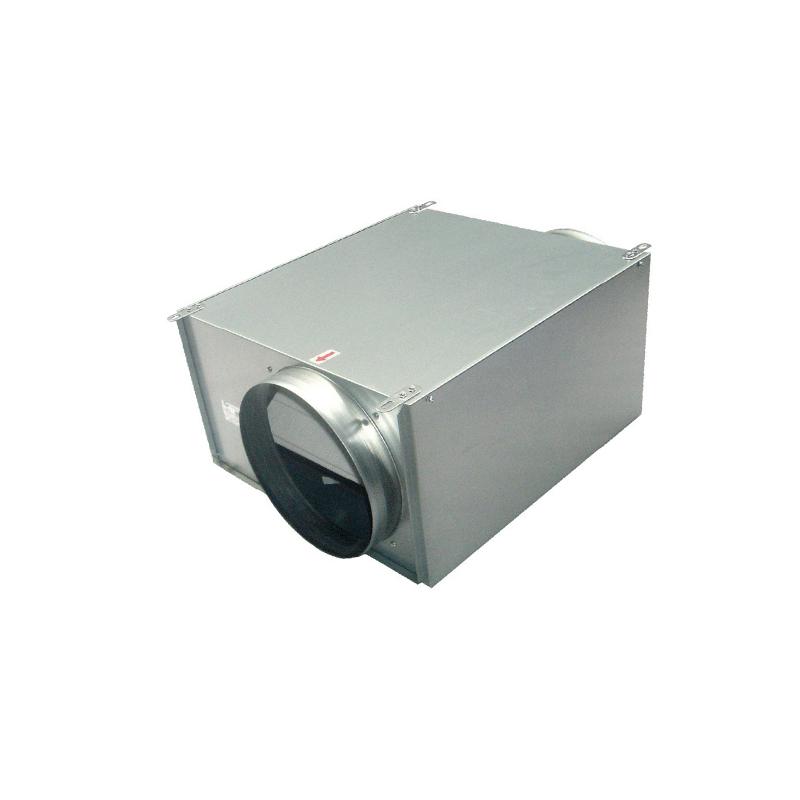 HEPA intake air box