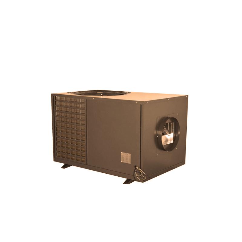 Mobile Indoor Amp Outdoor Air Conditioner 48 000btu China