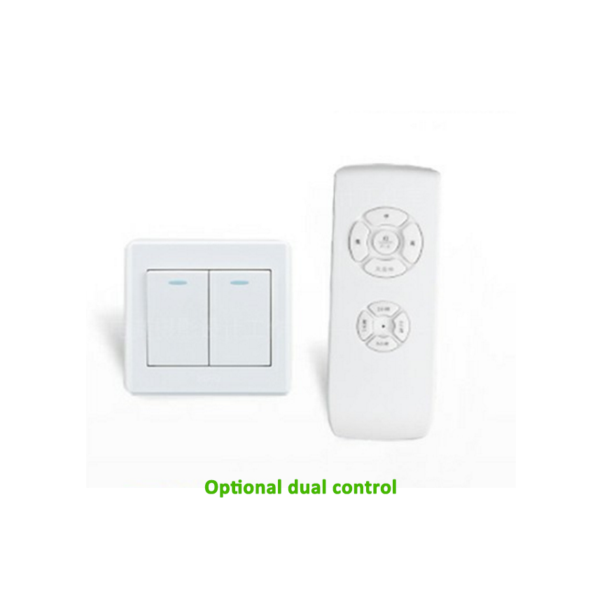 optional dual control