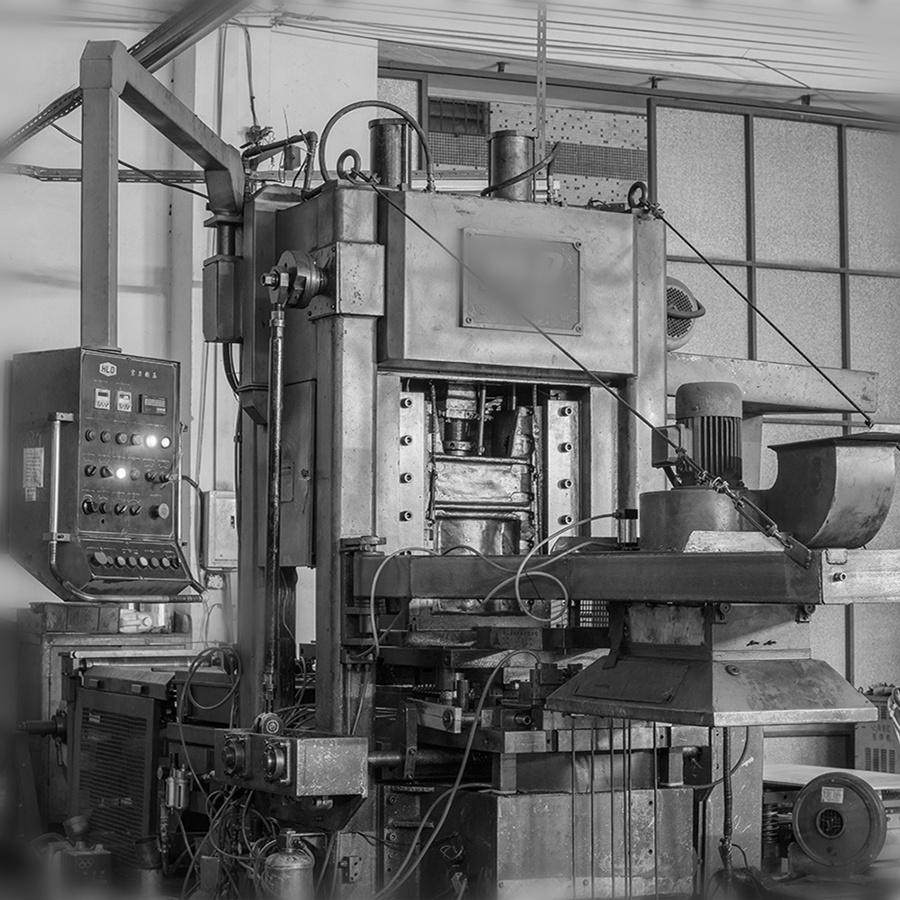 14.Auto high-speed Punching machine